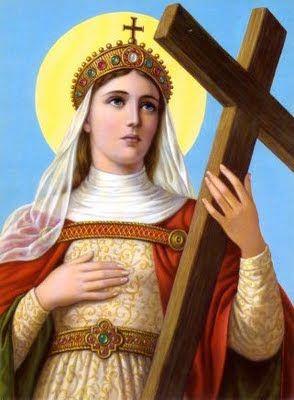 El Santo del Dia: 18 DE AGOSTO SANTA ELENA DE CONSTANTINOPLA REINA