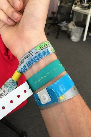 In Defence Of Not Cutting Off Your Festival Wristband