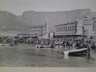 Hell's Teeth: Some fabulous images of old Cape Town