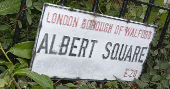 EastEnders Favourite to Return to Albert Square