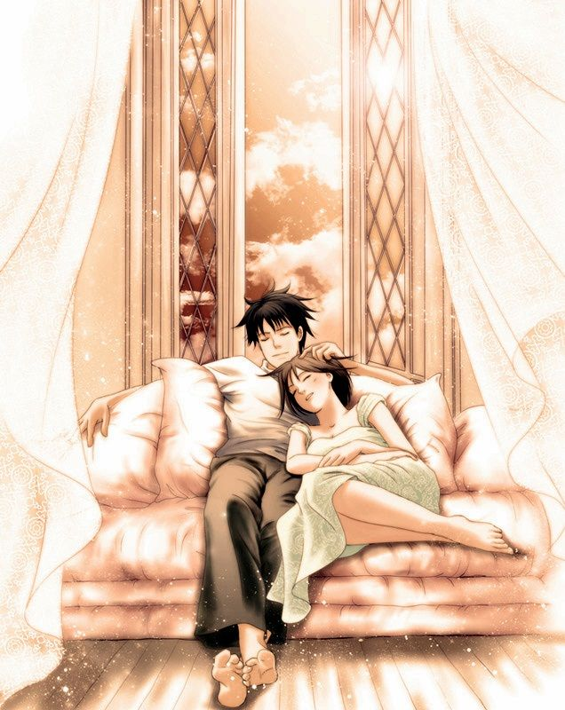 Nodame Cantabile - Chiaki Shinichi & Noda Megumi <3