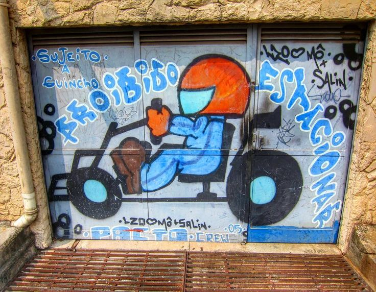 Pacto crew creation in Brazil by street_tag