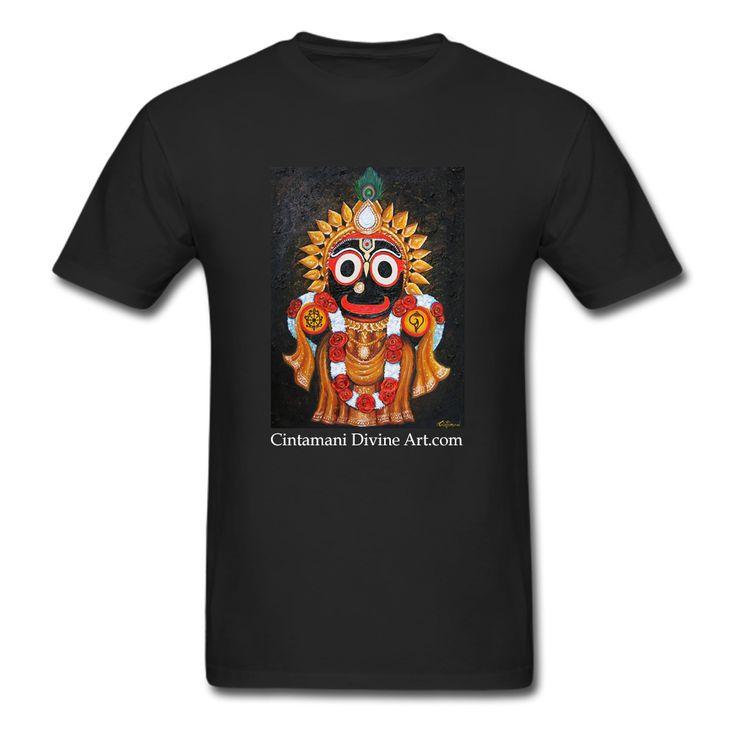 Lord Jagannātha T-Shirt - Cintamani Divine Art