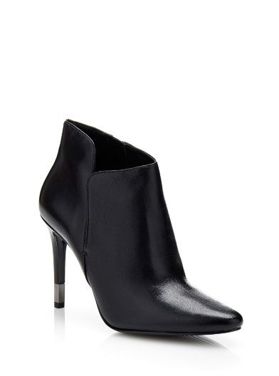 Veerle leather ankle Boot