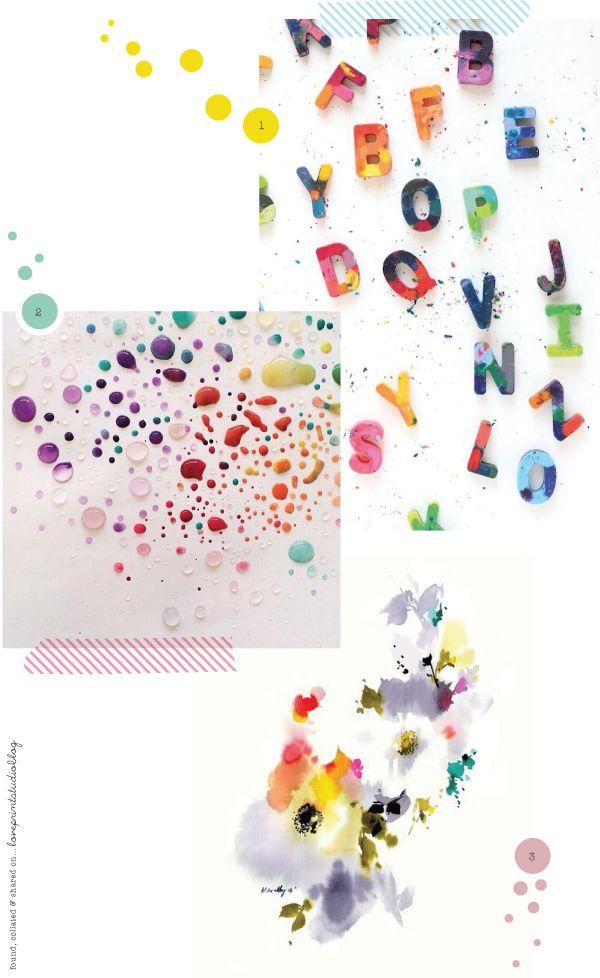 love print studio blog: Three lovely things...