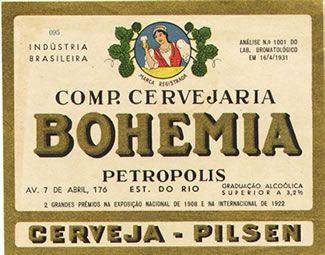 Rótulos de cerveja. Uma breve história, lembranças e relíquias