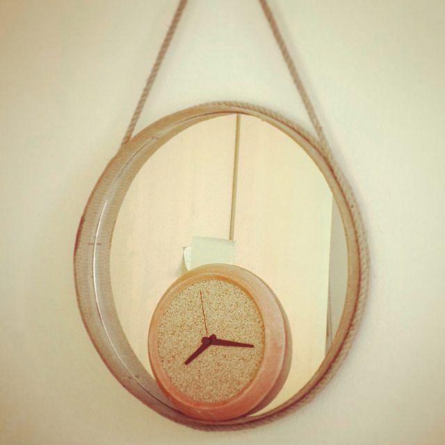tire_clock  #kippiee #clock #time #clockhands #concrete #terracotta #cork #design#clay #ceramic #handmade #madeinitaly #homedecor #grill #comma #tire #aim #homewares #home #instapic #picoftheday #pictureoftheday #igers #instalike #igersitalia #igersreggioemilia #etsy #italiahandmade #vongolina