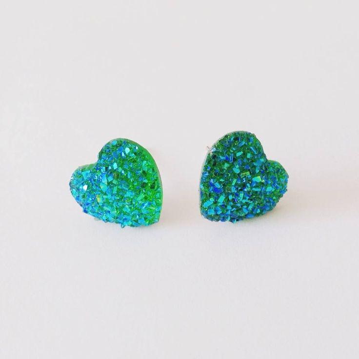Mermaids sweet candies boucles d'oreille : Boucles d'oreille par fijimermaids