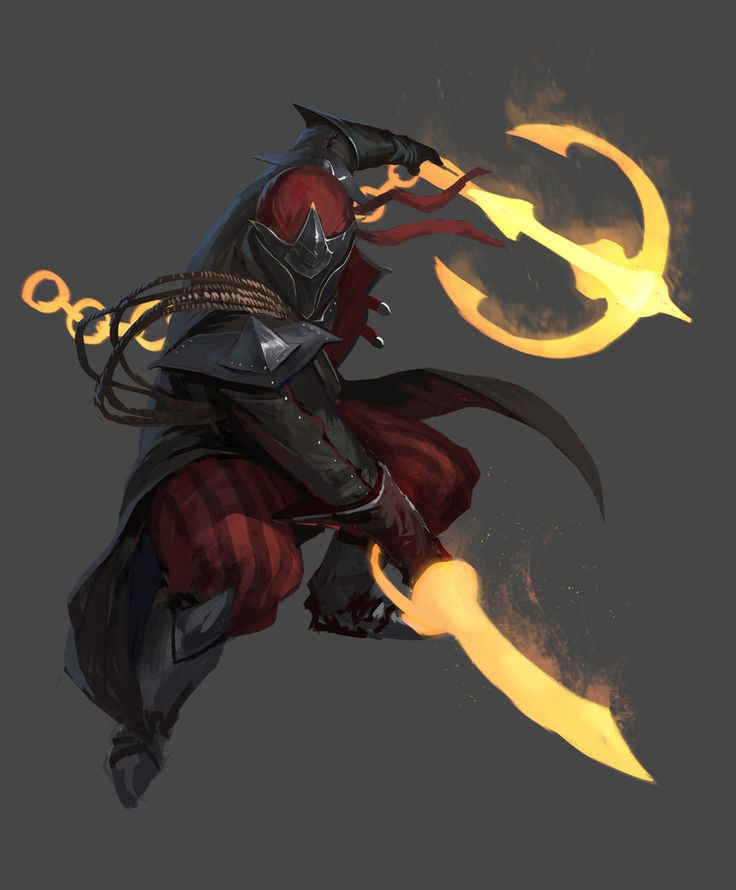 ✧ #characterconcepts ✧ Red Knight - The Sailor by JoshCorpuz85