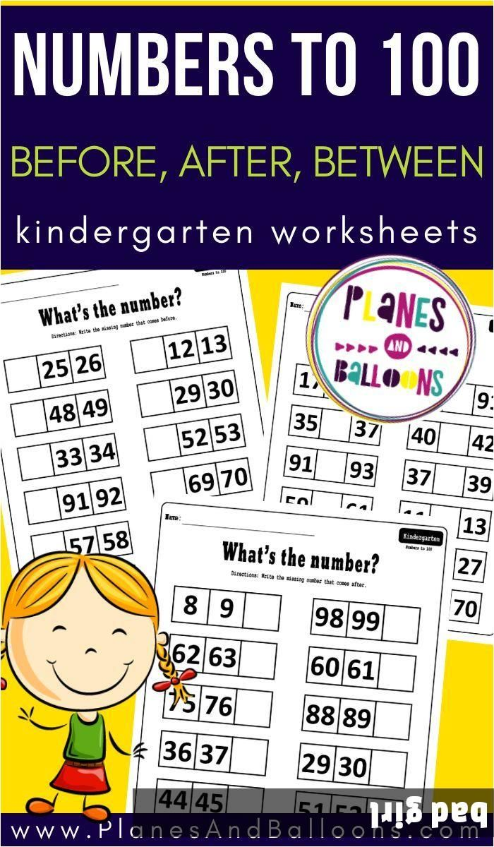 Learning To Count To 100 In Kindergarten Free Printable Practice Worksheets Learni Teaching Counting Counting To 100 Math Activities Kindergarten Printables [ 1200 x 700 Pixel ]