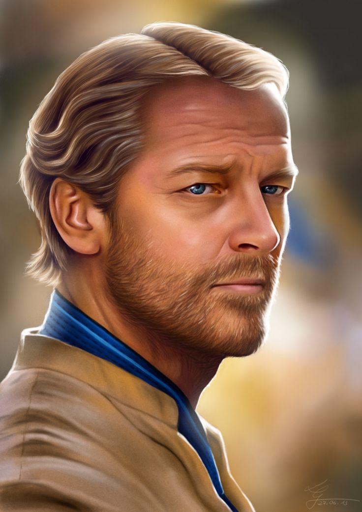 Ser Jorah Mormont by hello-ground on DeviantArt