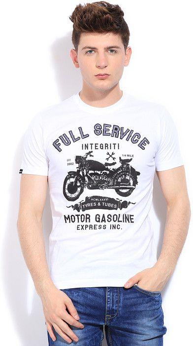 Integriti Printed T-Shirt #Casual #style #BeUrself #fashion #attitude