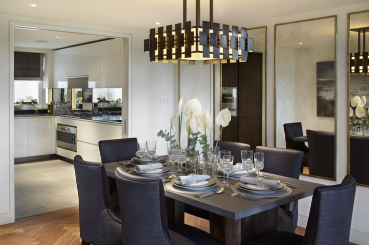 The latest interior case study is from Katherine Pooley Limited - The Lancasters a stunning duplex apartment…