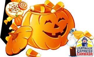 Halloween Safety Tip : Keep Your Children safe during Trick or Treat | Lighthouse Express Car Wash