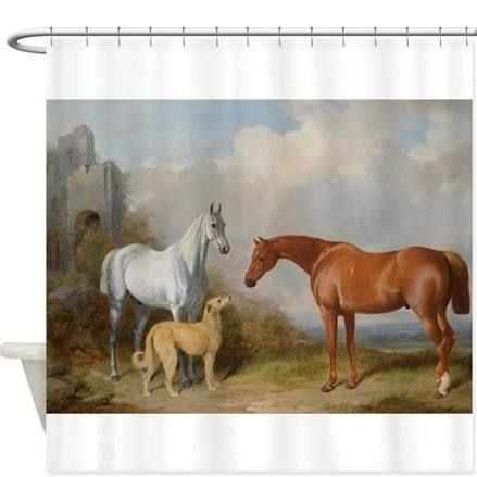 Great Horse Shower Curtains   Google Search