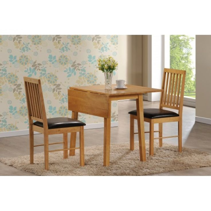 Lpd Furniture Palma Dining Table And Two Chairs From 13499 With FREE Delivery