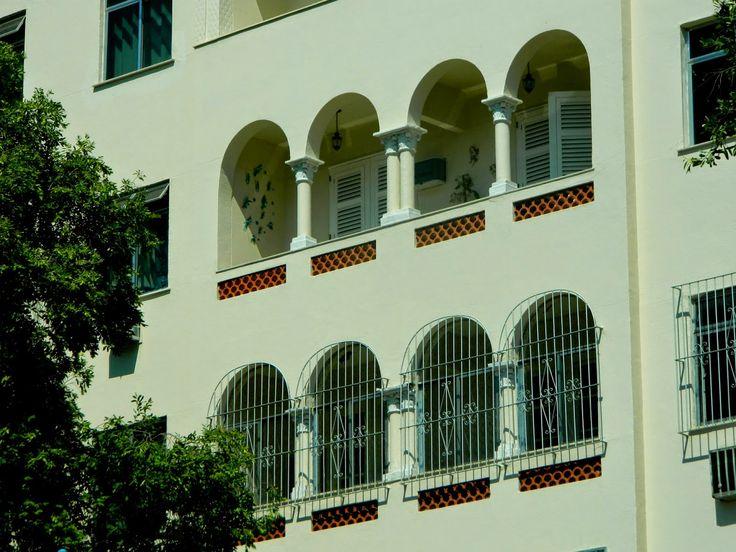 A arquitetura clássica da Tijuca: edifícios residenciais (parte I)