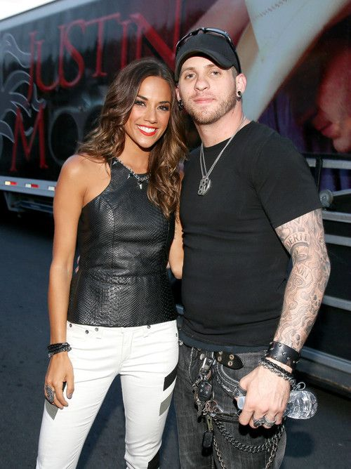 Brantley & Fiance Jana Kramer