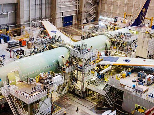 Airbus Group : vers 1300 suppressions de postes l'an prochain ?