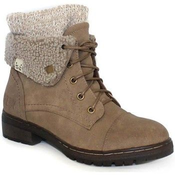 Botas Coolway MAGRIT - BOTA laces  TAUPE bege 350x350