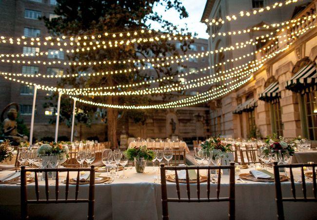 25+ Best Ideas About Outdoor Evening Weddings On Pinterest