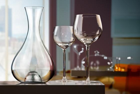 Krosno glassware