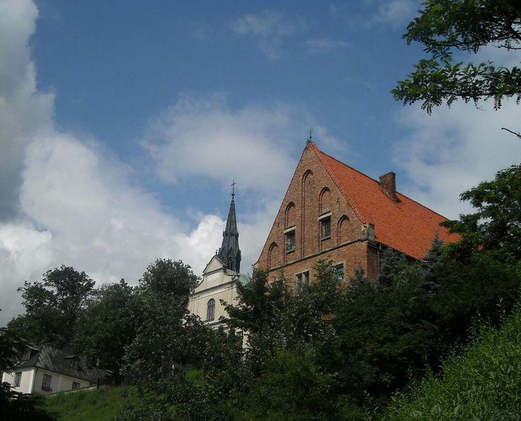 House of Jan Dlugosz in Sandomierz, Poland