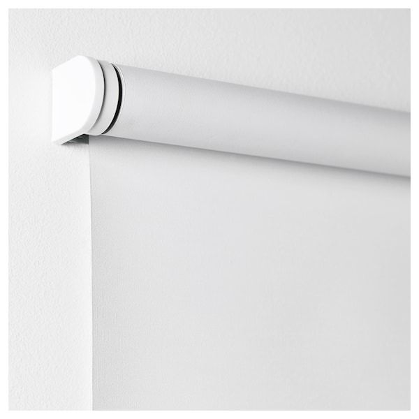 Tende Ikea A Rullo.Tupplur Blackout Roller Blind White 32x76 Tende A Rullo