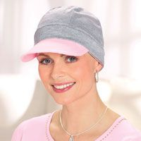 A hat heroine can sport... Image belongs to: http://www.tlcdirect.org/Cancer-Hats-and-turbans-for-Women-Cancer-and-Chemotherapy-Patients-American-Cancer-Society-TLC-Direct