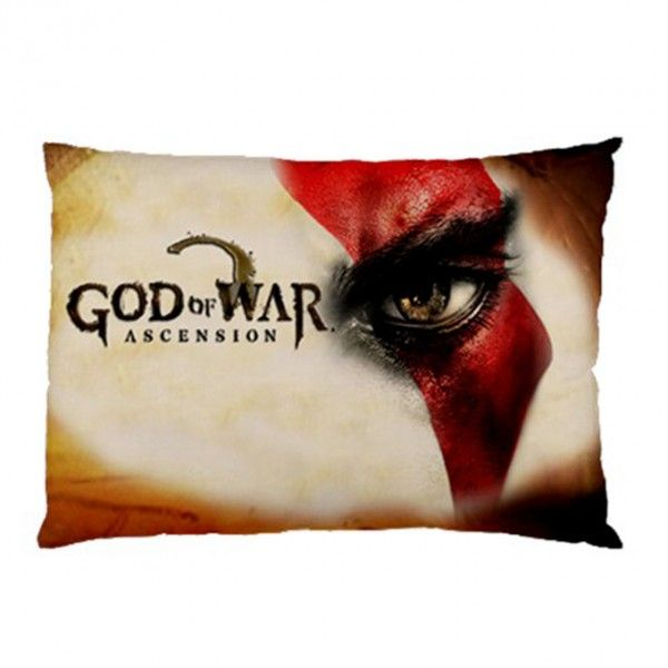god-of-war-4-ascension Rectangle Pillow Cases comfortable to sleep code ME1101