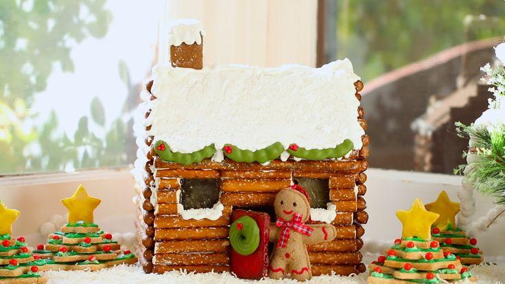 Comment construire une maison en pain du0027épices - SCRAPCOOKING - comment construire sa maison soi meme
