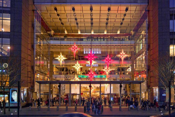 Time Warner Center in Columbus Circle