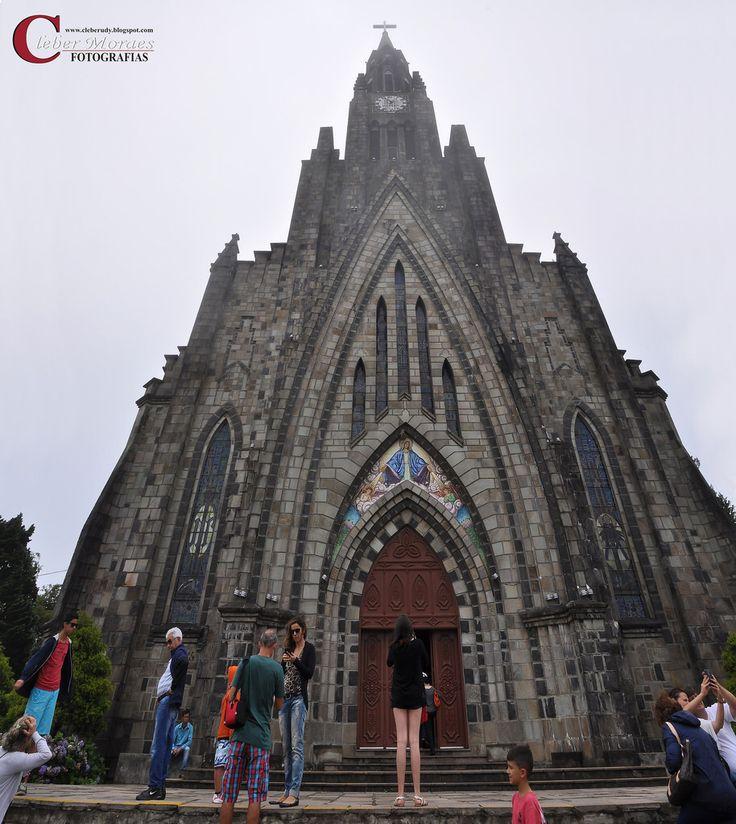 Catedral - Canela - RS - Brasil