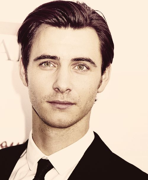 Harry Lloyd- loved him as Pocket in Great expectations! :)