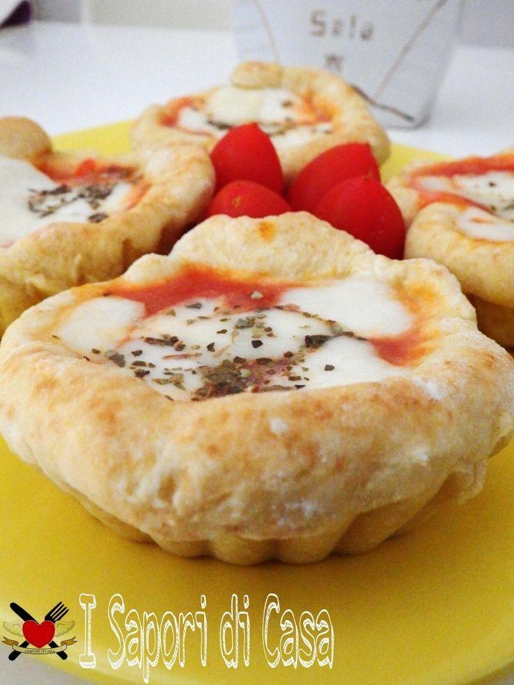 Basket Pizza - Pizza in cestino