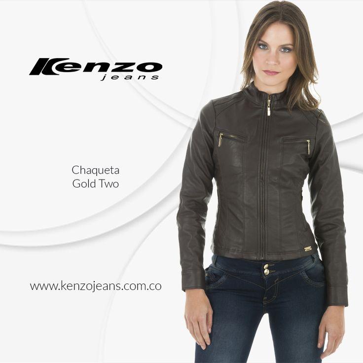 Estas chaquetas son ideales para el día o la noche, tienen el equilibrio perfecto entre lo urbano y lo sofisticado. #KenzoJeans compra ahora en ow.ly/Wqws8