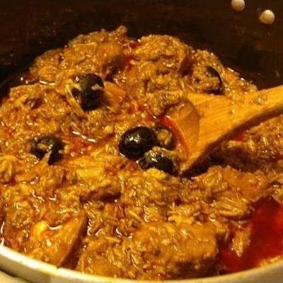 Pastele Stew @keyingredient #pork #easy