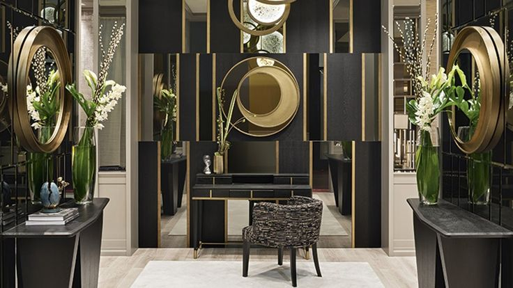 """Oasis @ Salone Milano 2017  A LOOK TO STIR THE EMOTIONS  At the 2017 Salone del Mobile in Milan, Oasis presented a captivating and unprecedented """"total look"""" environment. The main products on show were from the Home, Lighting and Luxury Bathroom collections and incorporating new elements, materials and finishes."""