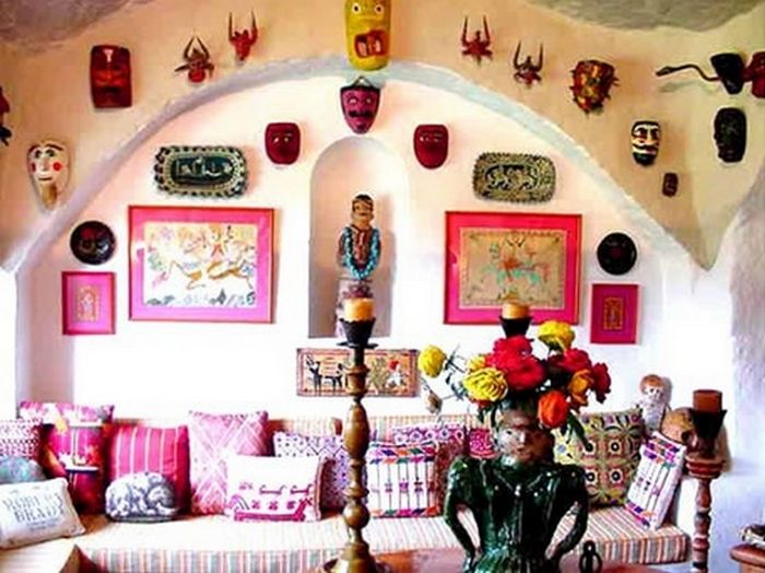 17 best images about ethnic mexican peruvian on for Mexican home decorations