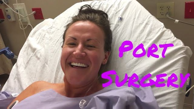 Port For Chemotherapy - Port Surgery--Today I got my port so I can start chemotherapy in 3 days - WATCH VIDEO HERE -> http://bestcancer.solutions/port-for-chemotherapy-port-surgery-today-i-got-my-port-so-i-can-start-chemotherapy-in-3-days    *** Port For Chemotherapy ***   Coming out of anesthesia—not so bad. On to breast cancer treatment Video credits to the YouTube channel owner
