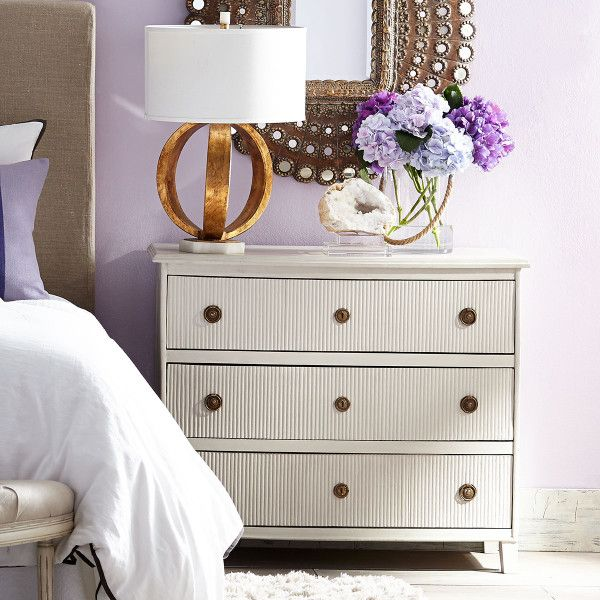 """$1000 Top area dimensions: 42""""w x 20""""d x 1""""h Scandinavian Chest of Drawers"""