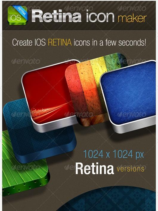 IOS Retina Icon Maker