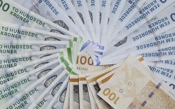 More money :-)