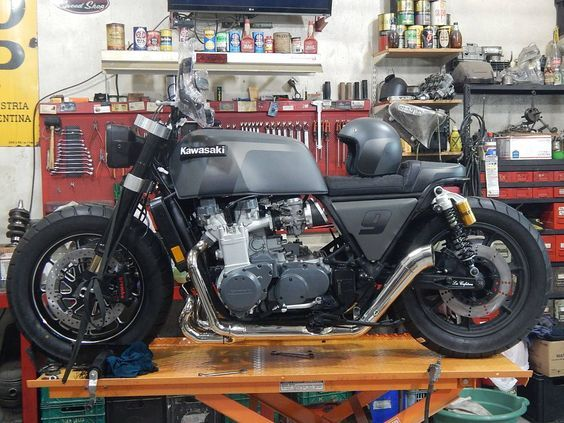 fcd93b181eb13af30e814fd44518b509 auto moto cafe racers 423 best kz550 build inspiration board images on pinterest cafe  at cita.asia