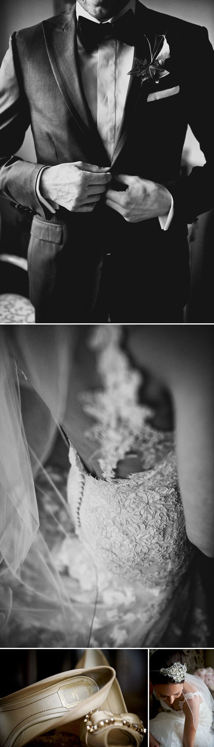 Wedding published in Wedluxe. Wedding details and beautiful moments.