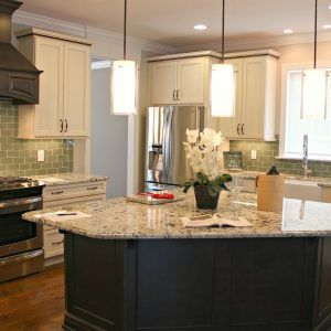 Kitchen Triangle Rule With Island