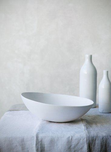 Pat Bates - Petrina TinslayTinslay Photography, Ceramic Bowls, White Hot, White, Petrina Tinslay, Food Photography, Photographers Food, Ceramics Bowls, Mood White