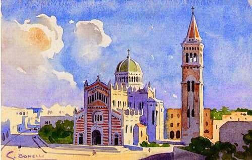 Tripoli-cattedrale