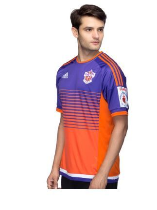 FC Pune City jersey  FC Pune City is a professional soccer franchise that has its headquarters in the city of Pune in Maharashtra. It competes in the Indian Super League and first began its operations in 2014. The owner of the team is the Wadhawan Group. The reason behind setting up this professional soccer club is to promote soccer in the city of Pune.