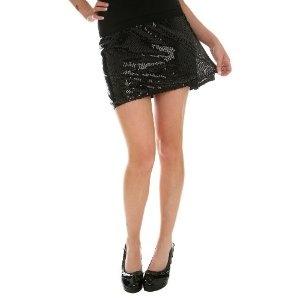 Black Sequin Mini Skirt (Apparel)  http://documentaries.me.uk/other.php?p=B0041HNKJQ  B0041HNKJQ